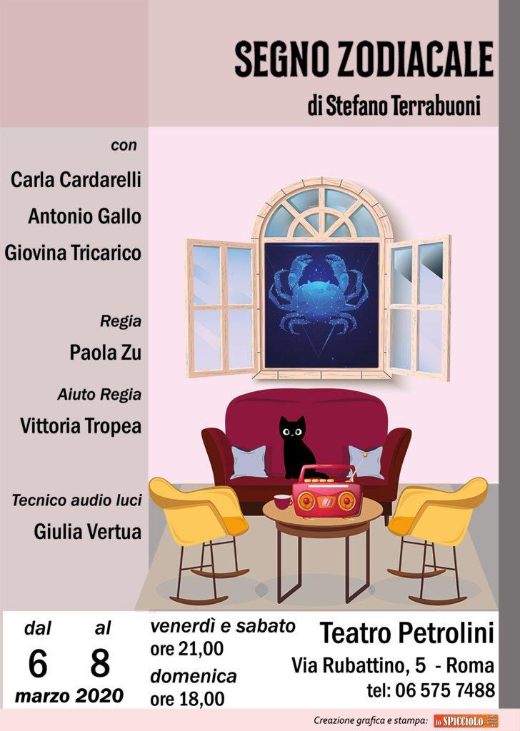 SEGNO ZODIACALE di Stefano Terrabuoni
