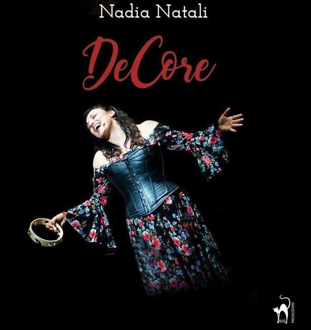 DE CORE  di e con  Nadia Natali direzione artistica  di Paolo Mellucci