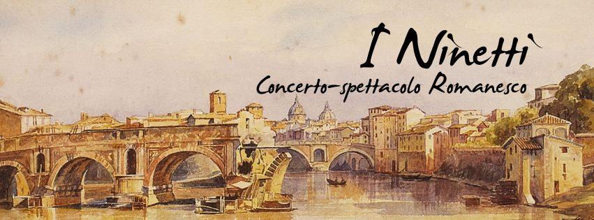 CONCERTO SPETTACOLO CON I NINETTI regia di Paolo Mellucci