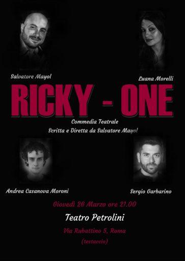 RICKY – ONE