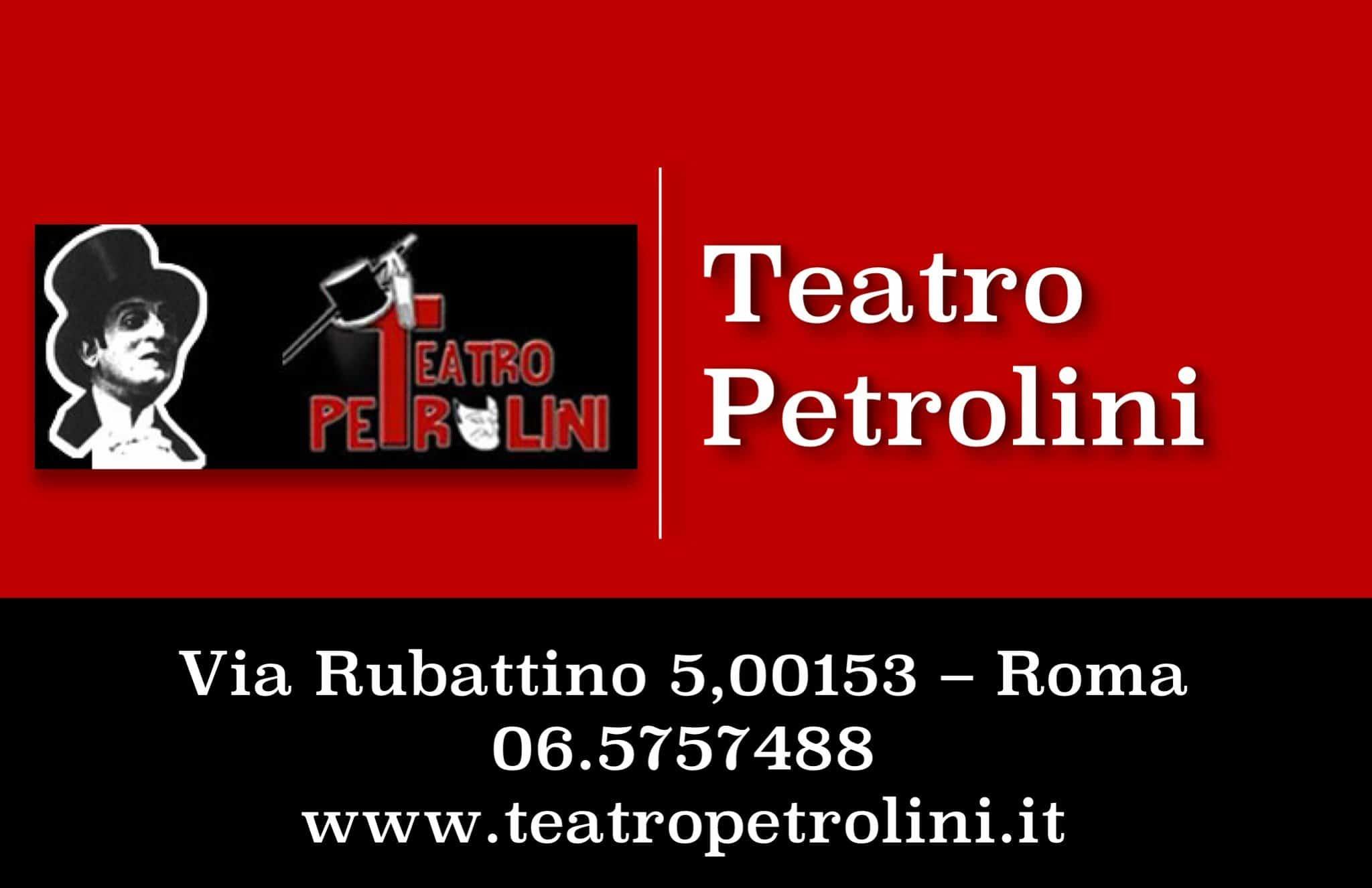 Carta fedeltà del Teatro Petrolini