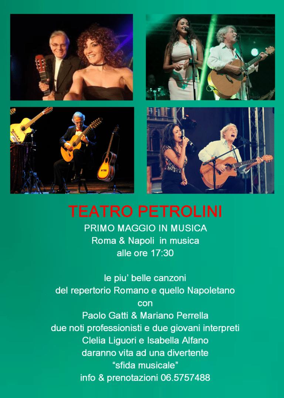 PRIMO MAGGIO IN MUSICA