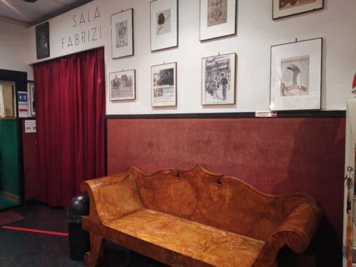 Foyer - Teatro Petrolini Roma