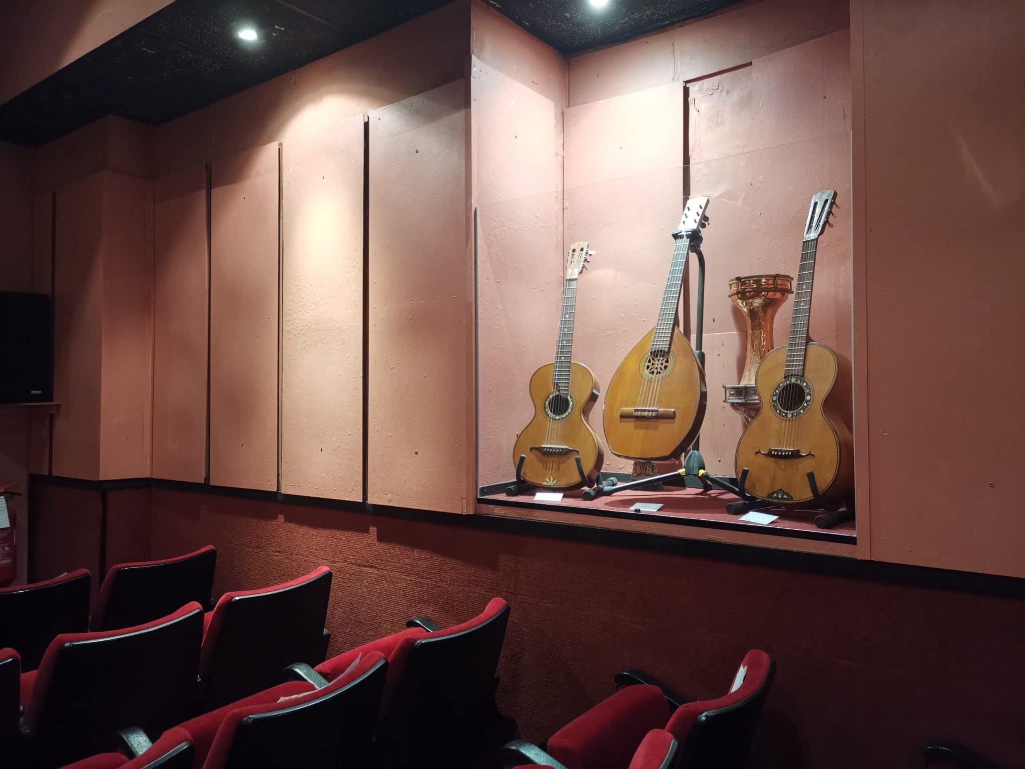 sala fabrizi chitarre - Teatro Petrolini Roma