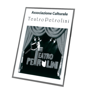 Tessera associativa Ass. Cult. Teatro Petrolini
